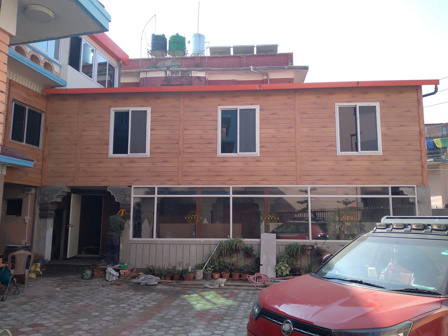 Resturant Project by our dealer